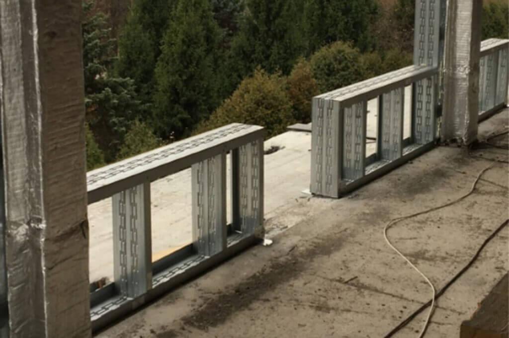 Разработка проекта надстройки санаторного комплекса