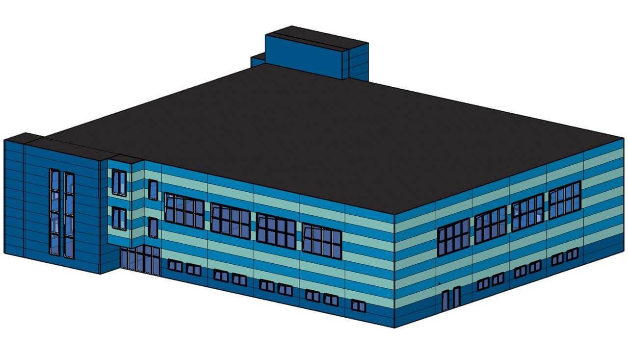 Разработка 3D визуализации