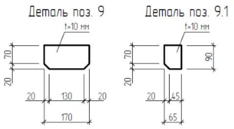КМД надстройки санаторного корпуса