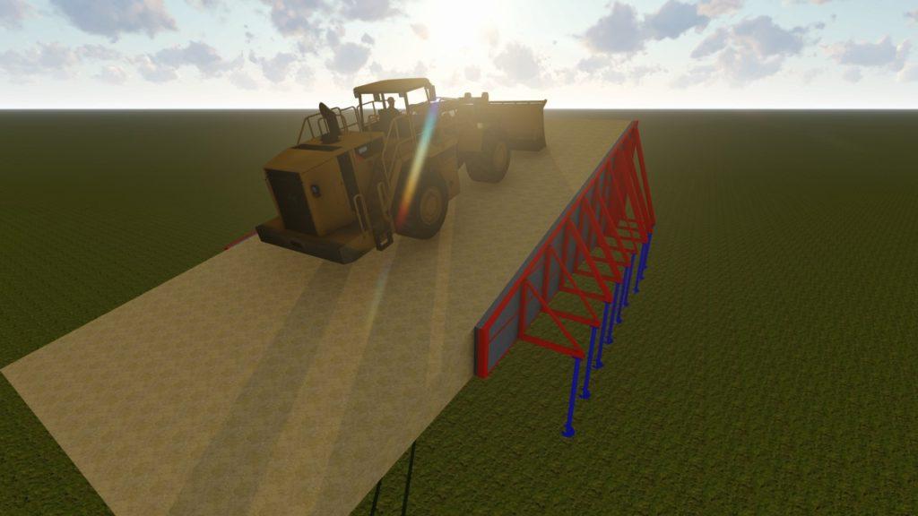 Проект усиления стен бурта КМ/КМД